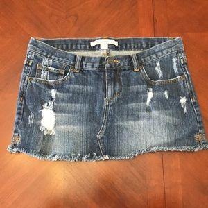Forever 21 jeans skirt